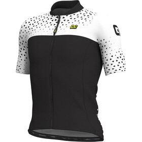 Alé Cycling Solid Climb - Maillot manches courtes Homme - blanc/noir